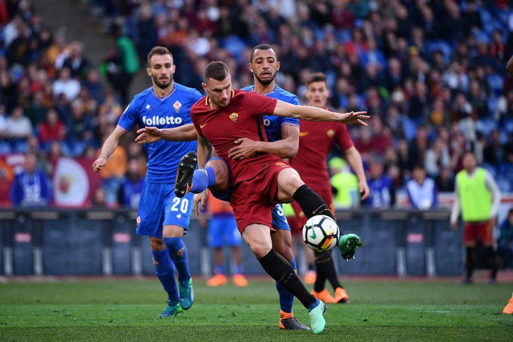 Fiorentina Roma statistiche