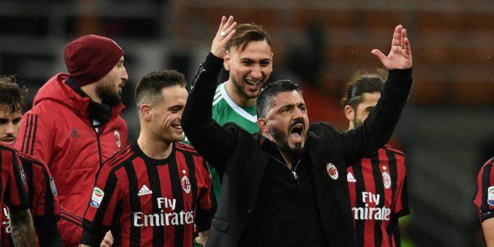 Genoa Milan Riccio
