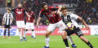 Supercoppa Juventus Milan