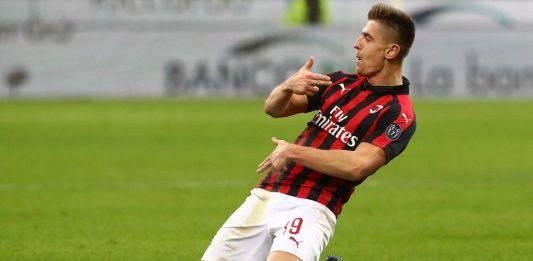 """Milan, Piatek: """"Spero tornino grandi grazie a me. Paragoni?"""