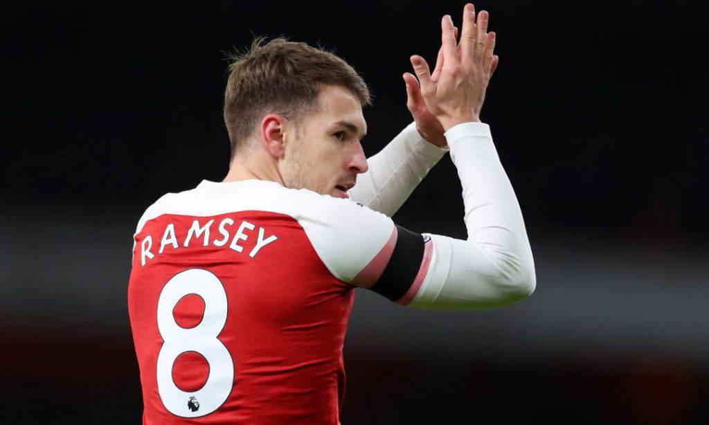 Ramsey Juve: Ramsey Juventus, Emery Libera Il Gallese: Annuncio Dopo La