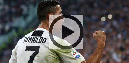 Pagelle Juventus-Milan 1-0 Supercoppa |  decide Cristiano Ronaldo