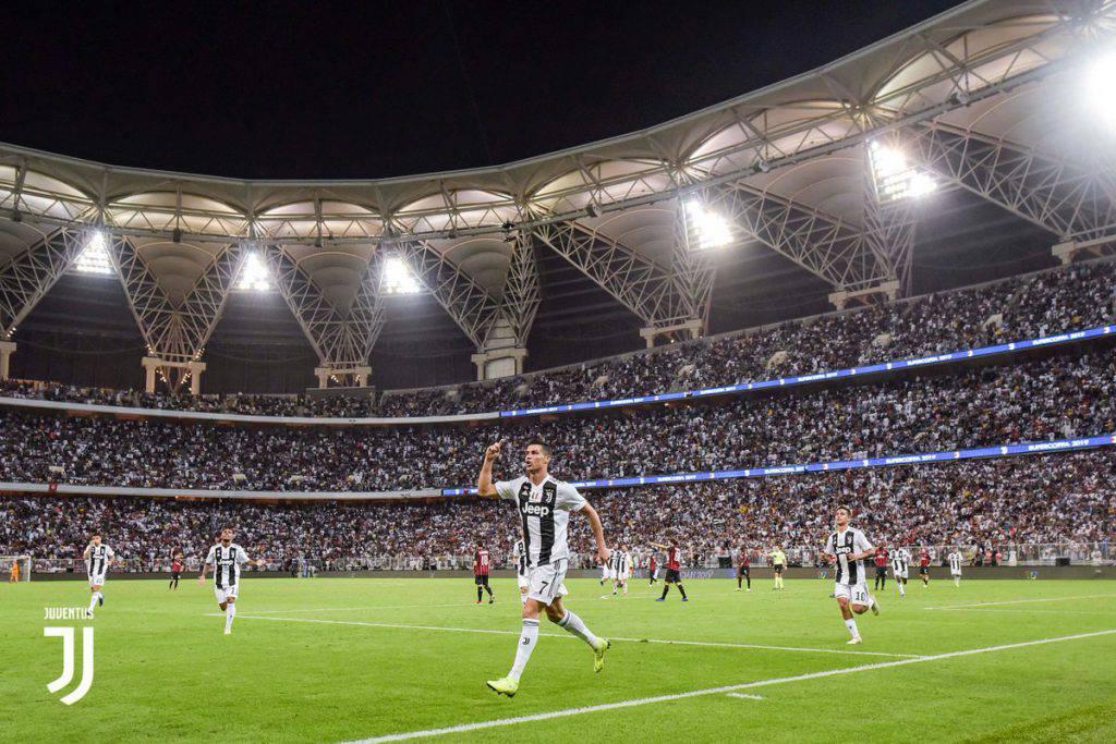Lazio Juventus Ronaldo