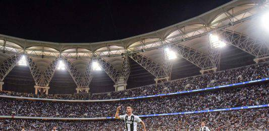 "Juventus Milan, Ronaldo: ""Volevo il primo trofeo da biancone"