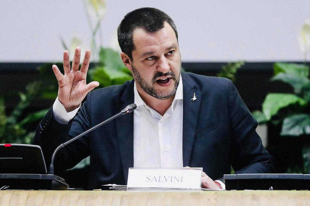Serie A Salvini