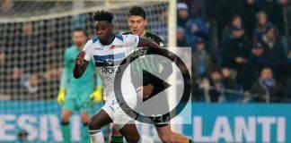 Pagelle Atalanta Juventus