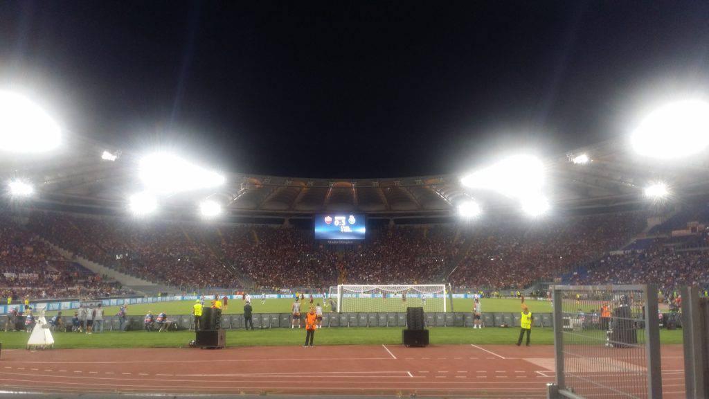 Roma Porto Diretta Live