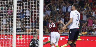 Pagelle Milan Cagliari
