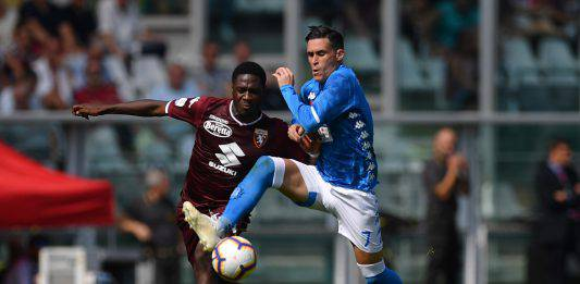 Pagelle Napoli Torino, highlights e tabellino del match – VI