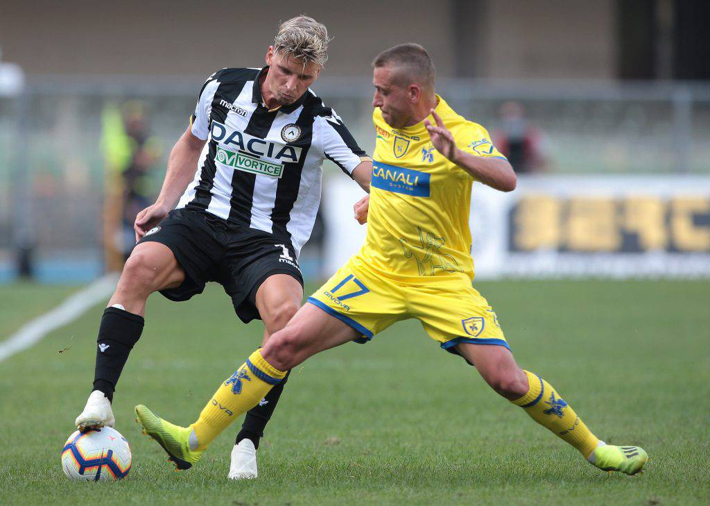 Pagelle Udinese Chievo