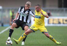 Pagelle Udinese Chievo