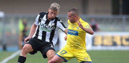 Pagelle Udinese Chievo, highlights e tabellino del match – V