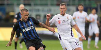 Fiorentina Inter probabili formazioni