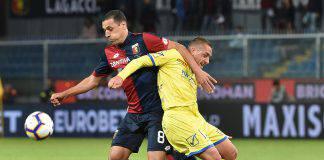 Pagelle Chievo Genoa