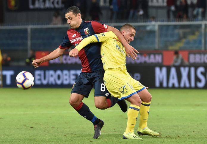 Pagelle Chievo Genoa