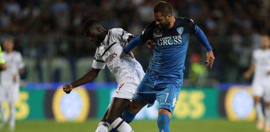 Empoli-Milan, probabili formazioni: Gattuso perde Suso