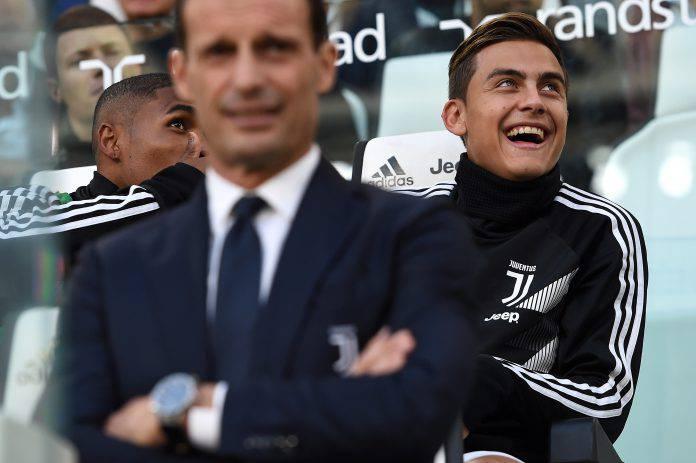 Atletico Madrid Juventus conferenza Allegri