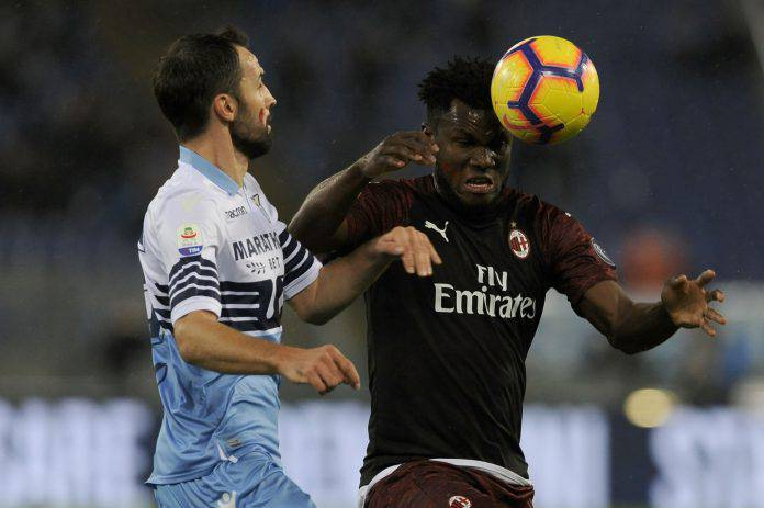 Lazio Milan probabili formazioni