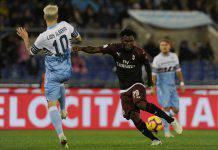 Pagelle Lazio Milan