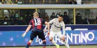 Bologna Juventus probabili formazioni