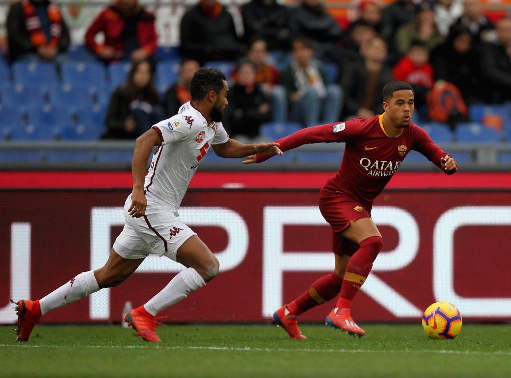 Roma Bologna formazioni ufficiali