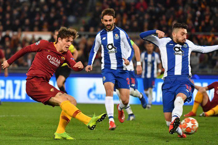 Pagelle Roma Porto