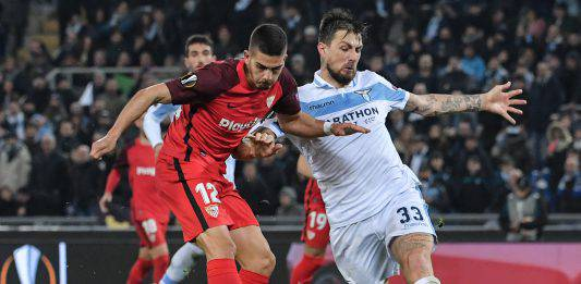 Pagelle Siviglia-Lazio 2-0 Europa League |  highlights e tabellino del match