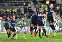 Inter Rapid Vienna statistiche