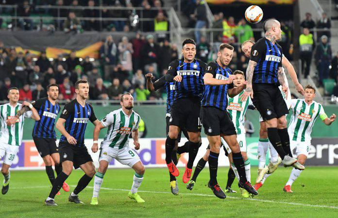 Highlights Europa League Eintracht Inter