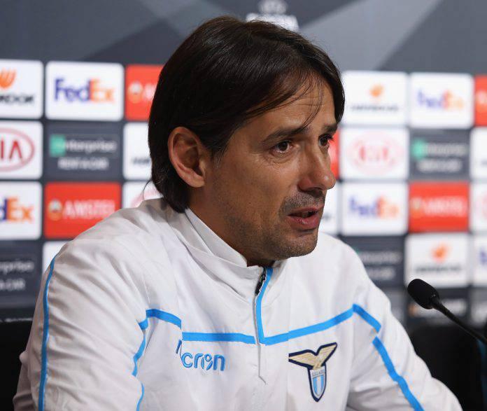 Lazio Milan conferenza Inzaghi