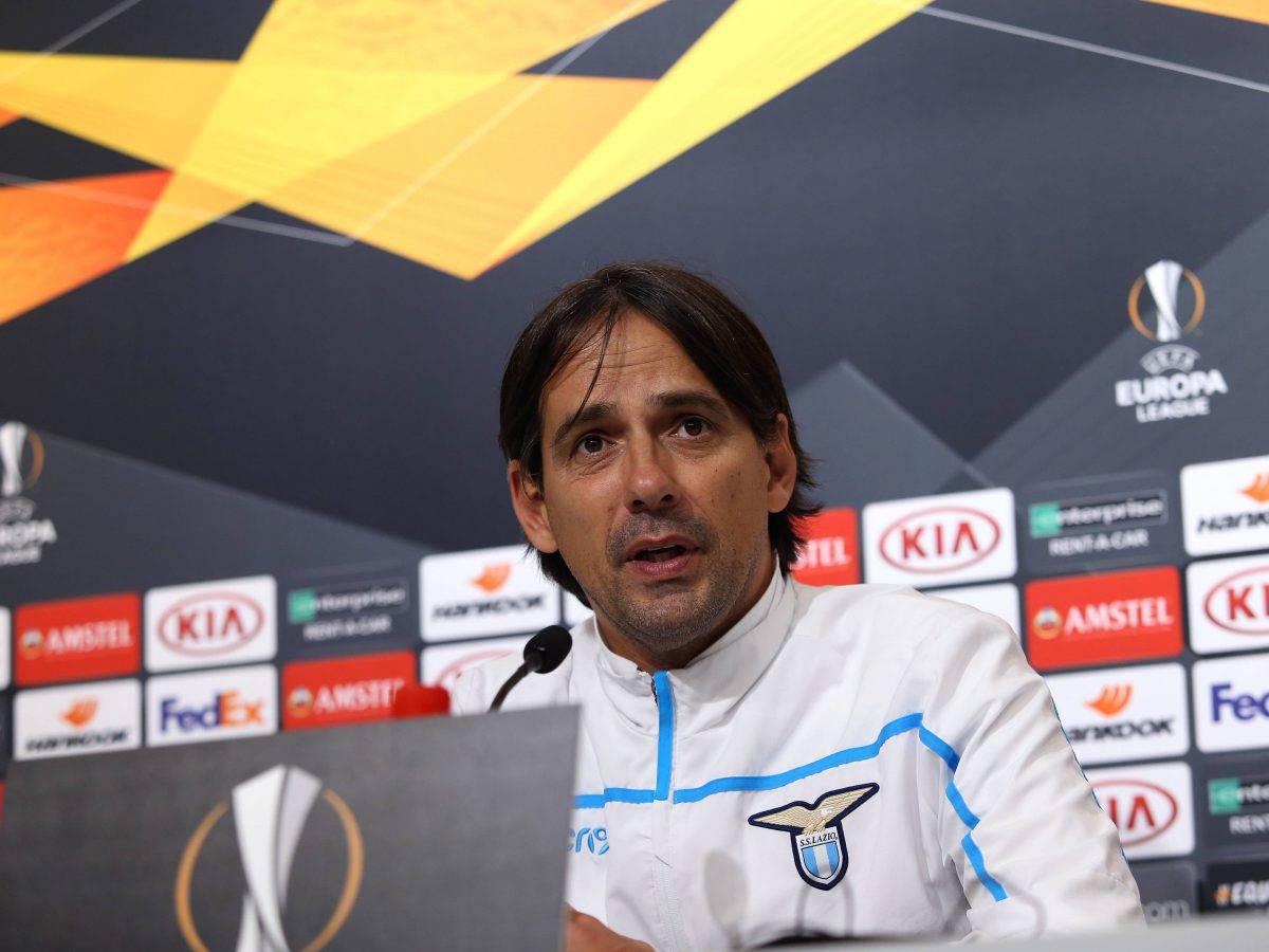 Siviglia Lazio Inzaghi