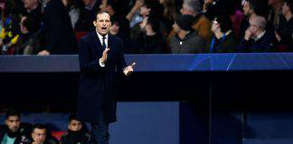 Atletico Madrid Juventus Allegri