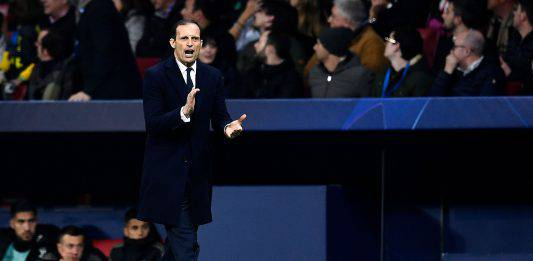 Juventus-Atletico Madrid |  probabili formazioni |  CR7 guida l'attacco