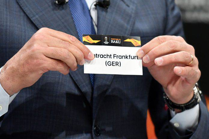 Inter Eintracht Europa League