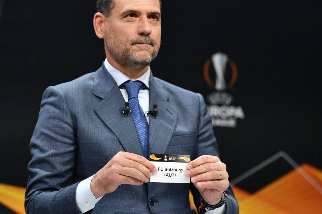 Napoli Salisburgo Europa League