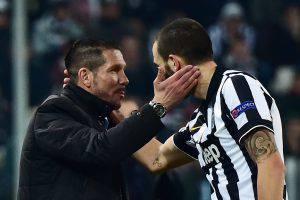 Atletico Madrid Juventus statistiche