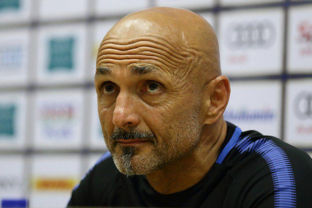 Fiorentina Inter conferenza Spalletti