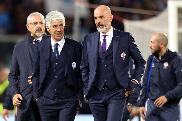 Fiorentina Atalanta Pioli