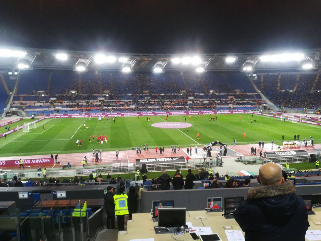 Roma Milan Cronaca Live