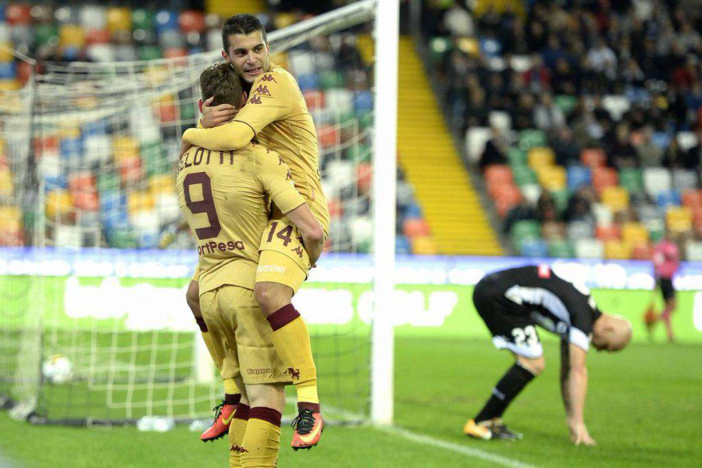 Torino Udinese probabili formazioni