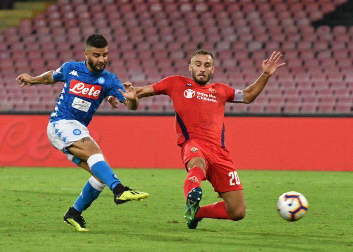 Fiorentina Napoli probabili formazioni