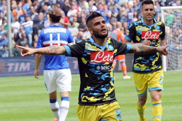 Napoli Sampdoria probabili formazioni