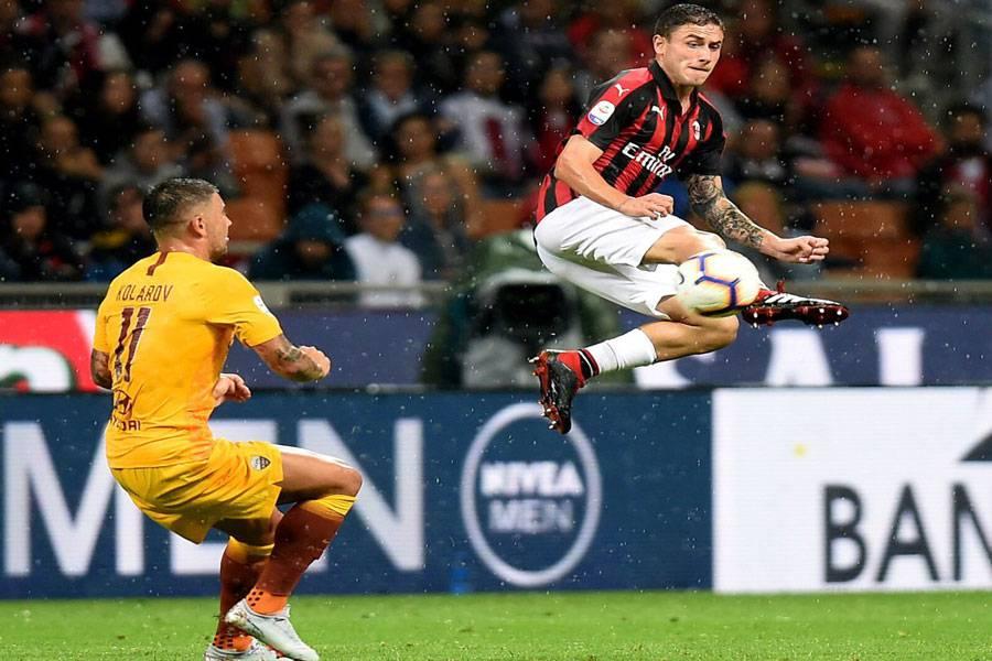 Roma Milan probabili formazioni