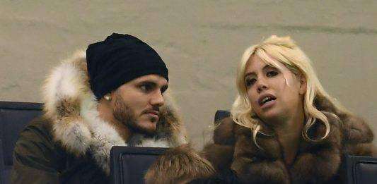 """Inter, Wanda Nara: """"Icardi e io saremo qui anche il prossimo"""