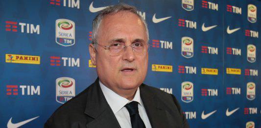 """Lazio, il sogno scudetto prende forma! Lotito: """"Tifano per n"""