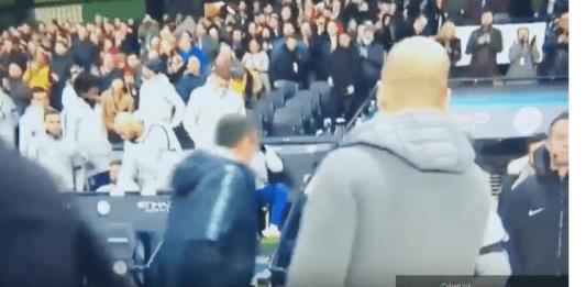 Video Sarri |  non saluta Guardiola dopo City-Chelsea 6-0