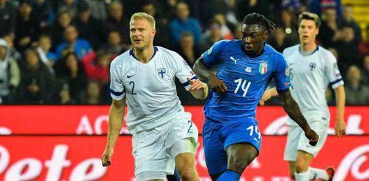 Highlights Italia Finlandia 2 0: Video Gol e tabellino
