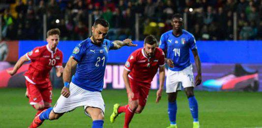 Highlights Italia Liechtenstein 6 0: Video Gol e tabellino