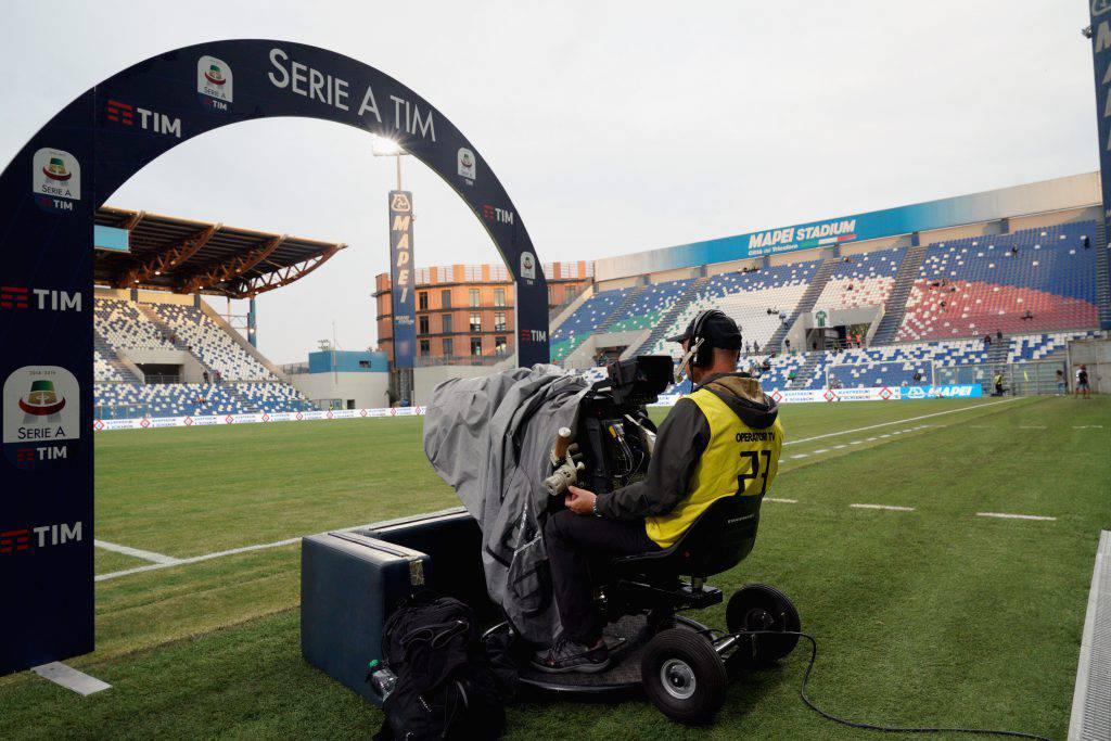 Serie A anticipi posticipi