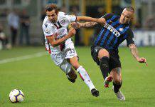 Pagelle Cagliari Inter